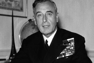 Lord Mountbatten was once governor-general of India