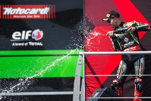 Jonathan Rea is now 100 points clear in the World Superbike Championship.
