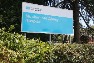 Press Eye - Belfast - Northern Ireland - 26th July 2018''General view of Muckamore Abbey Hospital in Antrim where a number of staff have been suspended by the Belfast Health Trust. ''Picture by Jonathan Porter/PressEye