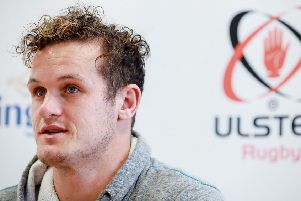 Ulster out half Billy Burns is aiming to make his mark in South African against the Cheetahs.