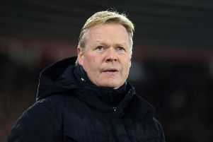 Holland manager Ronald Koeman. Pic by PA Wire.