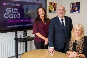 Newly appointed directors of the BID board are Debbie Deans, Business Development Manager, Strabane Training Services,  Kieran Kennedy, Managing Director, O'Neill's, and Majella McDermott, Director of the Sandwich Company.