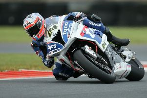 Christian Iddon set the outright lap record holder at Bishopscourt on his debut at the Sunflower Trophy meeting in 2016.