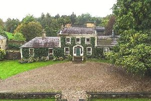 30 pictures of a magnificent listed Georgian home just added to the NI property market