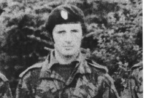 Milkman and part-time UDR member James Robinson was murdered by the IRA in 1979