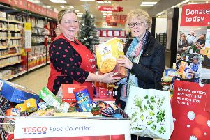 Charities the Trussell Trust and FareShare are appealing to people in Leamington to volunteer to help in the UKs biggest food collection for people in need.