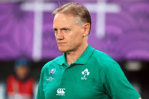 As has long been the plan, Joe Schmidt stepped down as Ireland head coach following Saturday's quarter-final defeat against New Zealand.