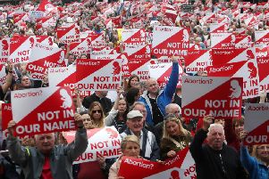 The proposed changes have been criticised by many people throughout Northern Ireland.