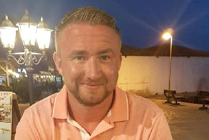 Undated family handout photo of Kenny Andrews who died after coming off a jetski in Lough Erne, Co Fermanagh in 2018, Northern Ireland coroner, Patrick McGurgan, has called for a compulsory life jacket rule after hearing two inquests following drowning deaths in two days