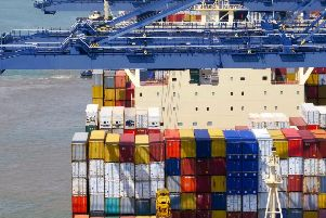 Northern Ireland businesses are facing increased bureaucracy on the movement of goods from the Province into Great Britain