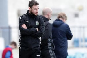 Stephen McDonnell has left Warrenpoint Town