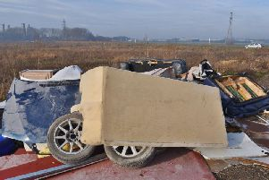 Each incident of flytipping can cost thousands to tackle