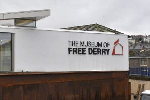 The Museum of Free Derry focuses on the civil rights campaign and early years of the Troubles