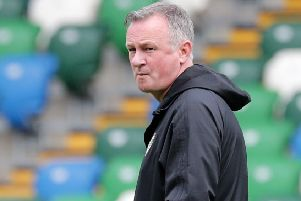 Michael O'Neill. Pic by Pacemaker.