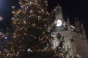 Chichester Christmas lights 2018 SUS-181126-112908001