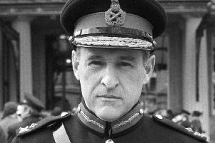 The extent to which those who served decades ago in Northern Ireland remain exposed to legal risk, including the highly distinguished soldier-scholar General Sir Frank Kitson, now aged 92 and pictured above when he was younger, is striking and appalling