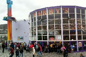 Barry's Amusements, Portrush, is up for sale.