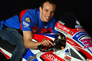 Northern Ireland's Keith Farmer will ride a Suzuki GSX-R1000 for the Buildbase Suzuki team next season in the British Superbike Championship.