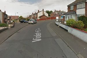 Violet Hill Ave, Newry - Google maps