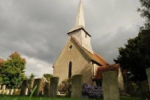 Changes have been made to preserve the 'unique setting' of St Andrew's church
