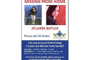 Have you seen missing teenager?