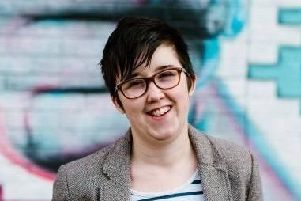 Journalist Lyra McKee was murdered by a republican gunman in Londonderry this year