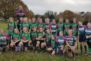 Bognor under-13 girls