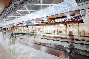 Architects view of Blanchardstown Centre