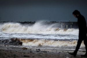 Storm Brendan is expected to cause disruption in Northern Ireland