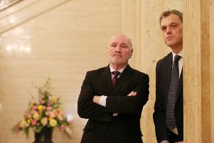 """Julian Smith said to Sinn Fein """"we need to talk about the specifics of legacy,"""" according to Doug Beattie. Perhaps Mr Smith will come forward with a different version of what happened"""