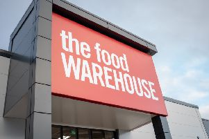 The Food Warehouse will be opening on February 18.