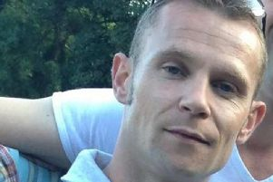 Wayne  Boylan who was murdered one year ago in Warrenpoint