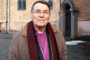 Canon Ian M Ellis, who is a former editor of The Church of Ireland Gazette. NOTE This undated image is the correct image of Canon Ian Ellis, saved into the system in August 2019 after the wrong image of another Ian Ellis appeared in the paper. The other Ian Ellis is saved into the system more than once, each time uncaptioned. A correctly captioned picture of Canon Ian Ellis is already in the system, but this is one Canon Ellis himself sent. It has been saved with a wider background for web usage as well as print