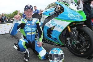 Dean Harrison has signed a new two-year deal with the Silicone Engineering Racing team.