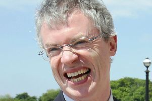 GAA pundit Joe Brolly said Catholics are now wedded to a United Ireland. Photo: Paul Faith/PA Wire