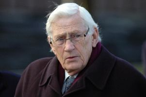 Seamus Mallon who passed away on Friday