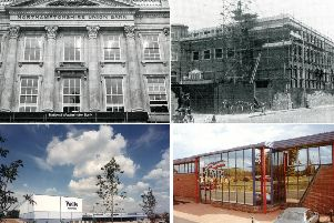 Do you remember any of these buildings being built? Photo: BAM.