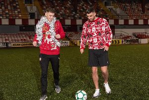 Rory Donnelly and Joe Gormley