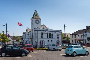 The launch event will be held in Ballyclare Town Hall.