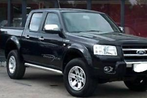 Police say this vehicle is similar to the one stolen. PSNI image.