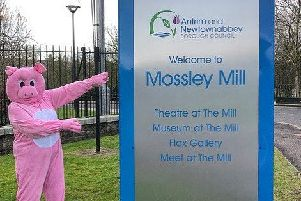 The protest will be held at Mossley Mill.
