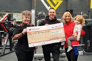 A total of �1,137.80 was raised for 22Q11 Northern Ireland.