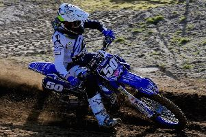 Martin Barr will be in action at the opening Ulster Motocross round of 2019.