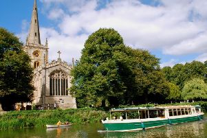 Gin cruises will be launching in Warwickshire. Photo supplied.
