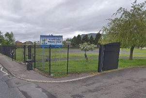 Abbots Cross Primary School. Pic by Google.