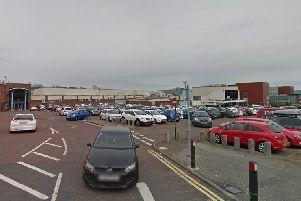 Abbey Centre. Pic by Google.