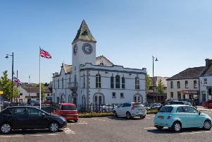 Over 270 new homes are set to be constructed in Ballyclare as part of the project.