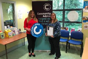 Community Advice Antrim and Newtownabbey, formerly Citizens Advice, has been named as a global leader in how they support their people to do their best work.