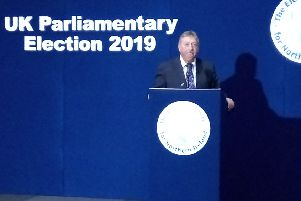 Sammy Wilson MP.