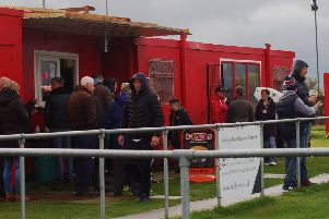 Town want to replace their temporary clubhouse with a new brick-built structure EMN-200122-113805002